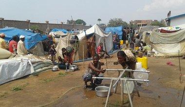 Situation des déplacés, préoccupante dans le Tanganyika