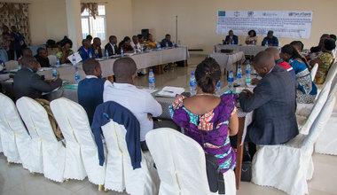 Bukavu : le BCNUDH et ses partenaires réfléchissent sur la protection des victimes et témoins des violences sexuelles