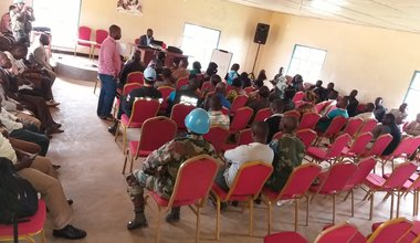 La MONUSCO appuie le renforcement des capacités des leaders communautaires du territoire de Lubero