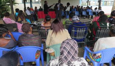 Les femmes de la province de l'Ituri décidées à sortir de l'ombre