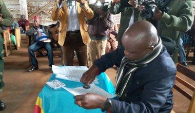 La Communauté Lendu s'engage à œuvrer pour la Paix dans le Territoire de Djugu en Ituri. Photo MONUSCO