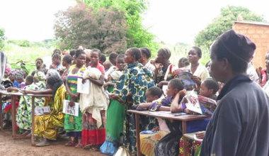 Le BCNUDH sensibilise près de 200 femmes sur le mariage précoce