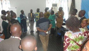 Le BCNUDH renforce les capacités des activistes des droits de l'homme et la police