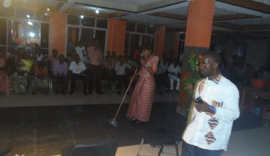 "MONUSCO celebrates ""Women's Month"" with Trade school students in Uvira"