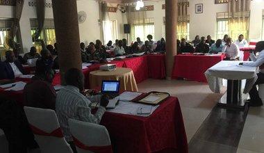 La MONUSCO soutient l'organisation de la Conférence intracommunautaire du Peuple Alur. Photo MONUSCO