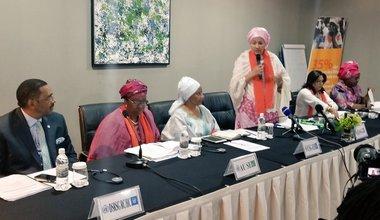 A Kinshasa, l'ONU et l'UA plaident pour une plus grande participation politique des femmes congolaises