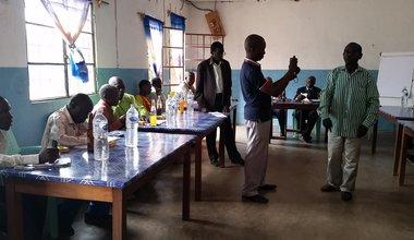 La Monusco appuie le dialogue entre leaders des communautés Twa et Bantou à Kalemie