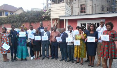 MONUSCO Trains HIV Counsellors in Goma