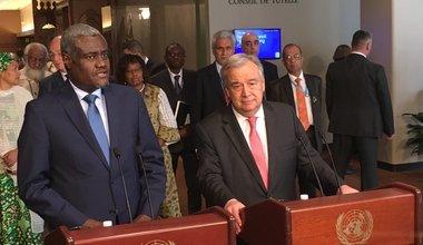 Grands lacs d'Afrique : l'envoyé de l'ONU réclame des mesures pour neutraliser les groupes armés