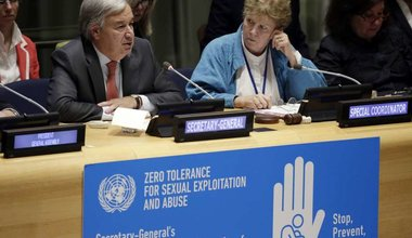 World leaders pledge to eliminate sexual exploitation and abuse; UN chief outlines course of action