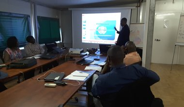 The HIV/AIDS Section of MONUSCO has ended a two-day-workshop in Uganda