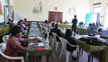 La MONUSCO forme les médias du Tanganyika aux notions de droit de l'homme