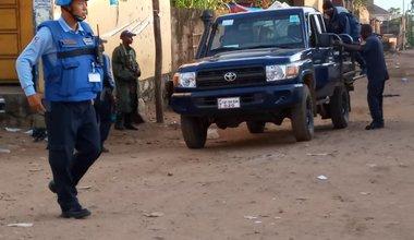 La MONUSCO appuie les Forces de Défense et de Sécurité congolaise dans la lutte contre l'insécurité à Beni