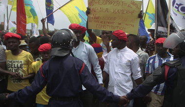 DRC: UN rights experts urge end to 'unjustified' ban on protests
