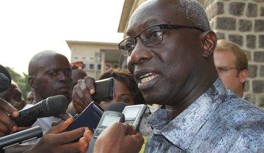 Adama Dieng : « Il n'y aura pas de paix dans le Grand Kasaï sans la justice »