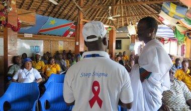 La MONUSCO sensibilise son personnel civil, militaire et policier sur le VIH-SIDA