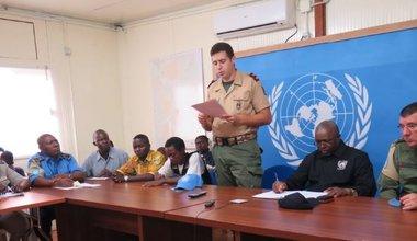 Célébration de la Journée mondiale du Sida à Dungu