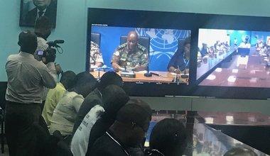 Compte-rendu de l'actualité des Nations Unies en RDC au cours de la semaine du  11 au 18 octobre 2017