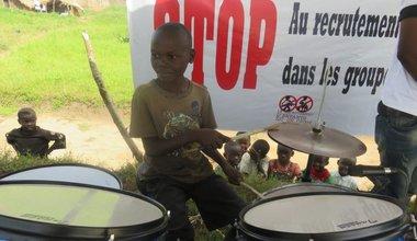 A Bunia, la MONUSCO clôture 5 jours d'activité en faveur des droits des Enfants