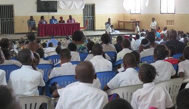 Les enfants de la province de l'Ituri réclament une meilleure protection