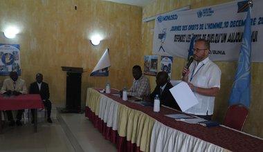 L'Ituri envisage la mise en place d'une commission des droits de l'Homme