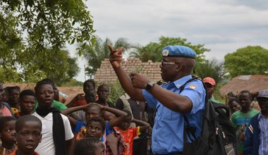 La MONUSCO redynamise  le comité local de paix (Baraza) de Mbayo