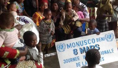 Journée internationale de la femme : La MONUSCO commémore l'évènement à Béni