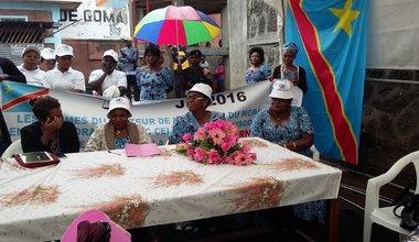 Solidarité avec les femmes détenues à Goma