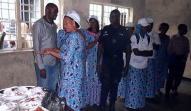 Commémoration de la Journée Internationale de la Femme à la prison de Goma