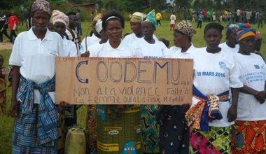 A Uvira, le 8 mars célébré sous le signe du dialogue inter-communautaire.