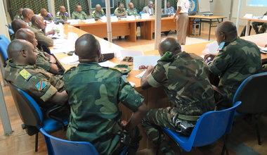 Le BCNUDH recycle les FDS de Bunia sur les droits et libertés en période électorale