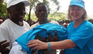 La MONUSCO participe à la redynamisation du comité local de paix de Kabeke