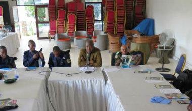 La MONUSCO forme le personnel pénitentiaire aux règles Mandela