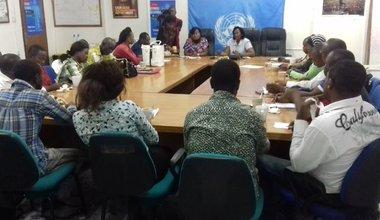 La MONUSCO appuie le gouvernement congolais dans la mise en œuvre de la résolution 1325