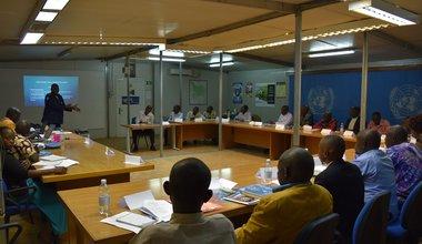 La MONUSCO renforce les capacités de 25 défenseurs des droits de l'Homme de l'Ituri