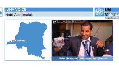 UNV Voice – Nabil Abdelmalek