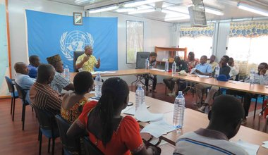 Uvira: La presse locale mobilisée pour la visibilité des actions de la Monusco