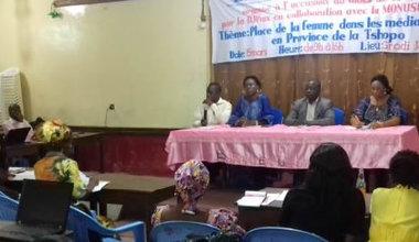 La place de la femme dans les médias en province de la Tshopo
