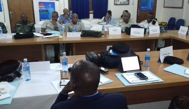 Prosecution for international crimes at the center of discussions in a meeting held in Kisangani
