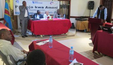 Province de l'Ituri : Création d'un Comité consultatif de Stabilisation de la region du Sud Irumu