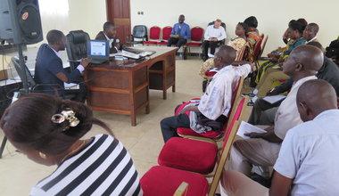 La MONUSCO renforce les capacités des acteurs de la société civile dans la province de l'Ituri