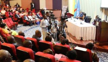 Le communiqué conjoint sur les violences sexuelles au centre des discussions à Kinshasa