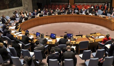 The UN Security Council continue to closely monitor the recent developments in the Democratic Republic of the Congo.