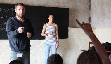 Volontaires des Nations Unies en République Démocratique du Congo: Promouvoir l'apprentissage des langues et la diversité culturelle