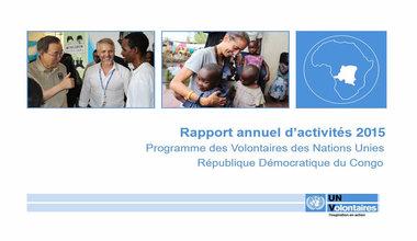 Rapport annuel d'activités 2015 du programme VNU