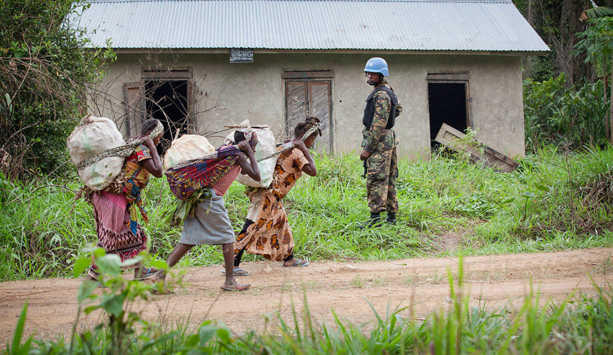 UN condemns 'appalling' attack on civilians in eastern DR Congo