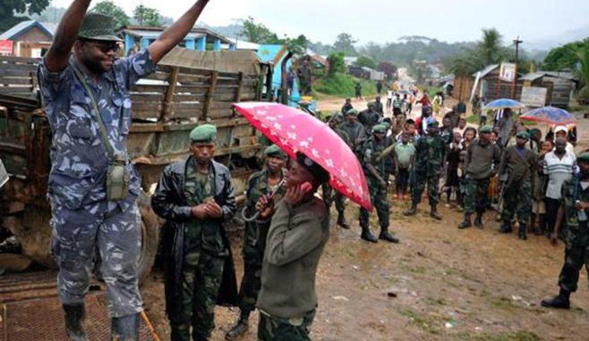 Le rebelle Sheka, poursuivi pour crimes contre l'humanité, s'est rendu à la MONUSCO