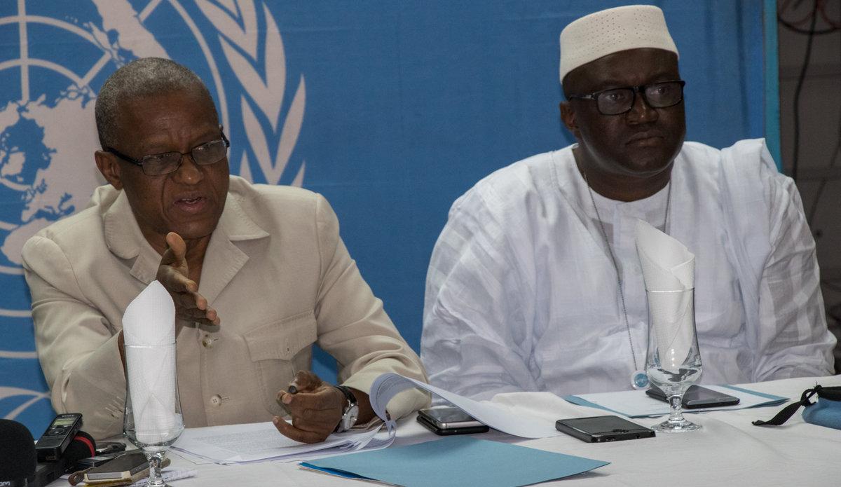 Maman Sidikou: «Privilégiez le sort des populations avant toute chose»