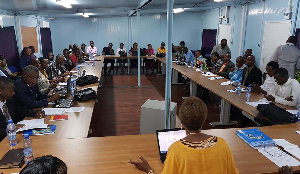 La Monusco appuie une formation des journalistes à la gestion de l'information électorale