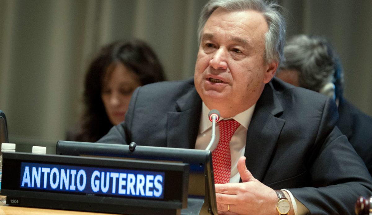 L'Assemblée générale choisit officiellement António Guterres pour le poste de Secrétaire général
